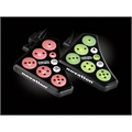 CONTROLADORA PARA CUE POINTS, SAMPLES, LOOPS E EFEITOS - NOVATION DICER