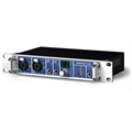 INTERFACE PREMIUM RME FIREFACE 400 - 24BIT / 192KHZ - ATÉ 18 INPUTS - 2 DOS PRÉS CONTROLADOS DIGITALMENTE - MADE IN GERMANY