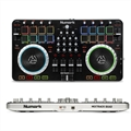 MIXTRACK QUAD NUMARK - CONTROLADORA 4 DECKS COM AUDIO INTERFACE - P/ SERATO, TRAKTOR, VIRTUAL DJ E MUITOS OUTROS