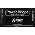 FONTE FIRE CUSTOM SHOP - POWER BRIDGE 18V - PRETA