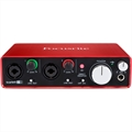 INTERFACE DE ÁUDIO USB - SCARLETT 2I2 2ND GEN 192KHZ - FOCUSRITE